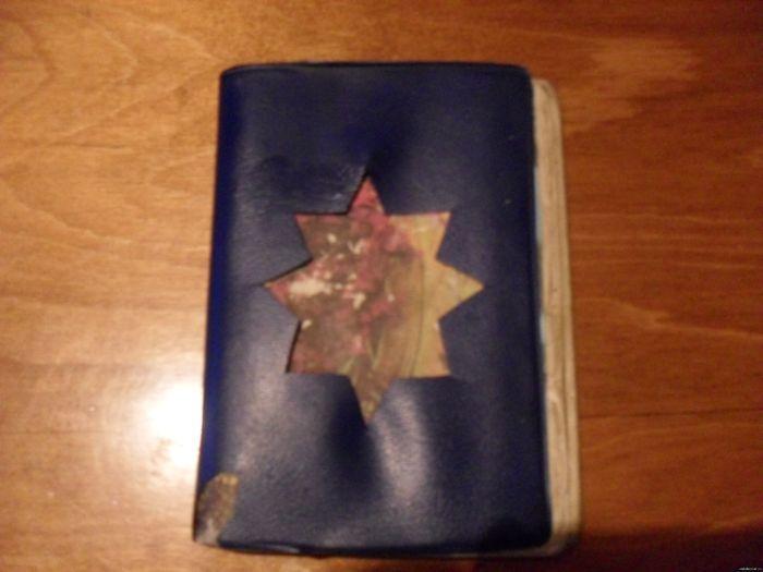 Записная книжка неизвестного зека (41 фото)