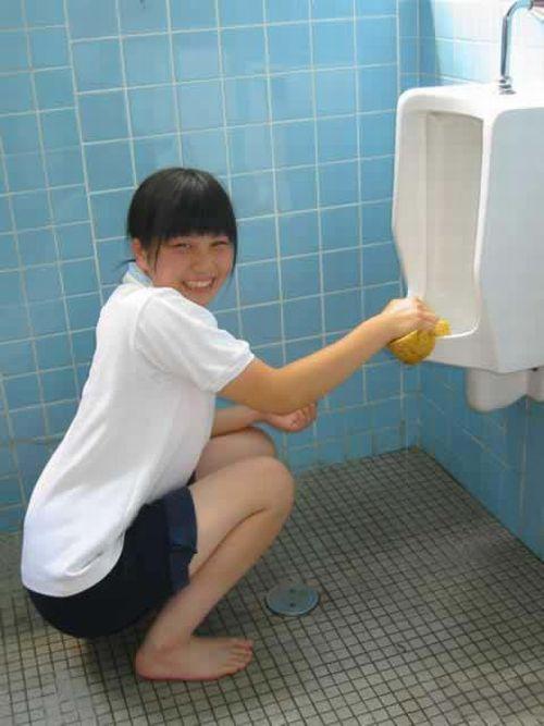 Новые порядки в японских школах (6 фото)