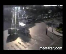 Раздавило грузовиком