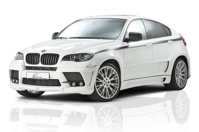 Lumma Design подготовили тюнинг-пакет для BMW X6 xDrive40d (11 фото)