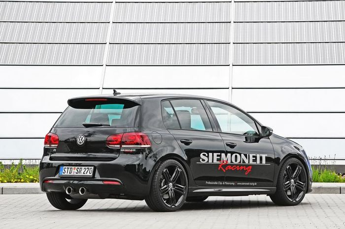 Siemoneit Racing перезарядили Volkswagen Golf R до 530 лошадей! (12 фото)