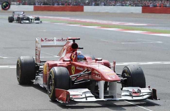 Формула 1 Гран-При Великобритании (39 фото)