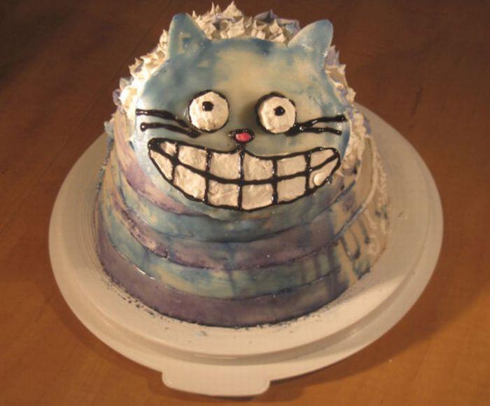 Картинки тортов прикольный