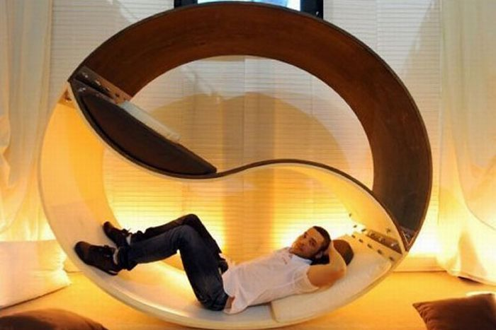 Различные кровати для комфортного сна (45 фото)