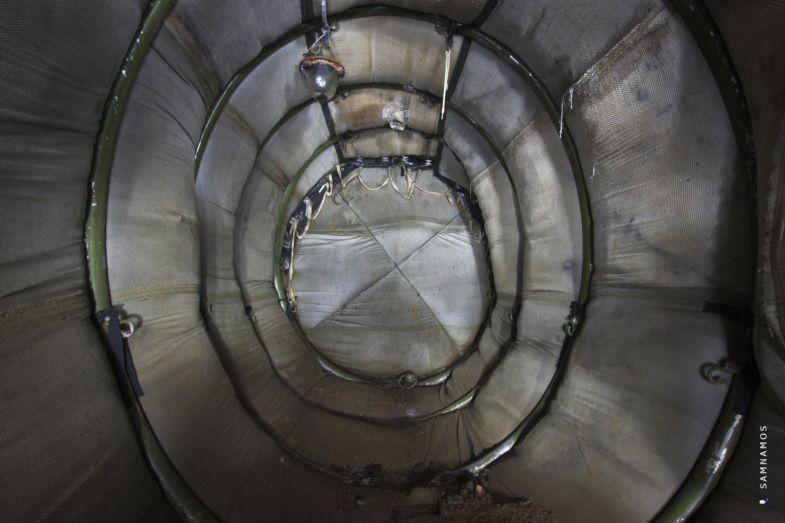 Специальный Подземный Укрепленный Район (15 фото)