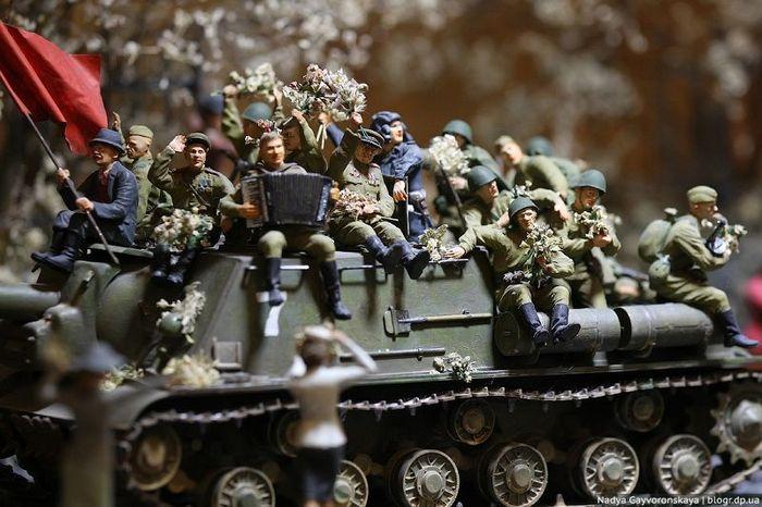 Маленькие герои большой войны (34 фото)