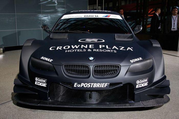 Команда BMW вернется в чемпионат DTM на новом M3 DTM (21 фото)