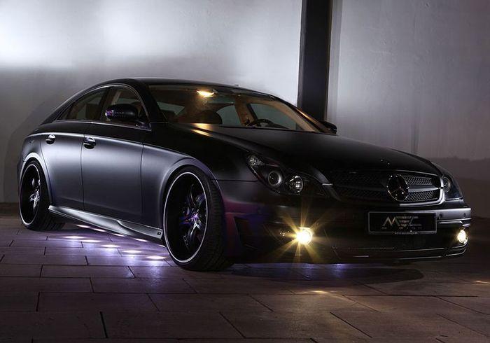Mercedes CLS от ателье MEC Design (16 фото)