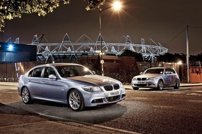 Компания BMW представила спецсерию Performance Edition (12 фото)
