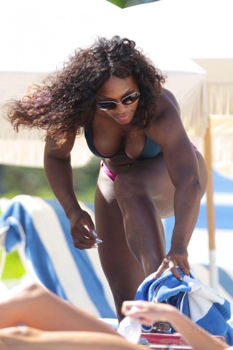 Serena William's In Pictures