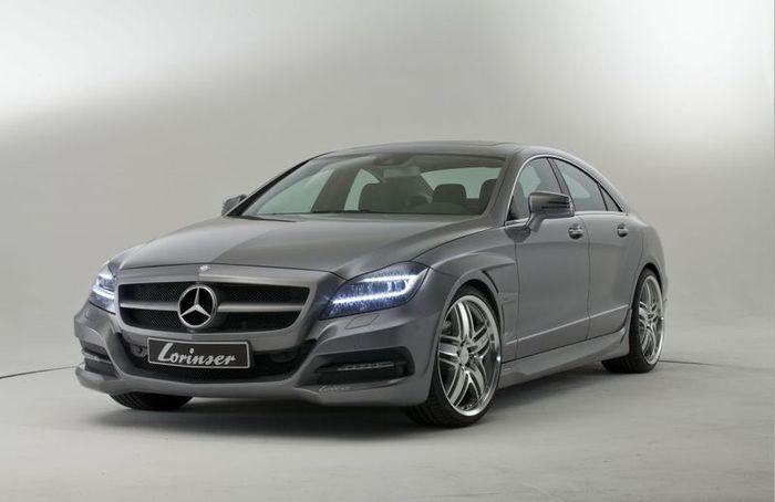 Mercedes CLS от тюнинг ателье Lorinser (14 фото)
