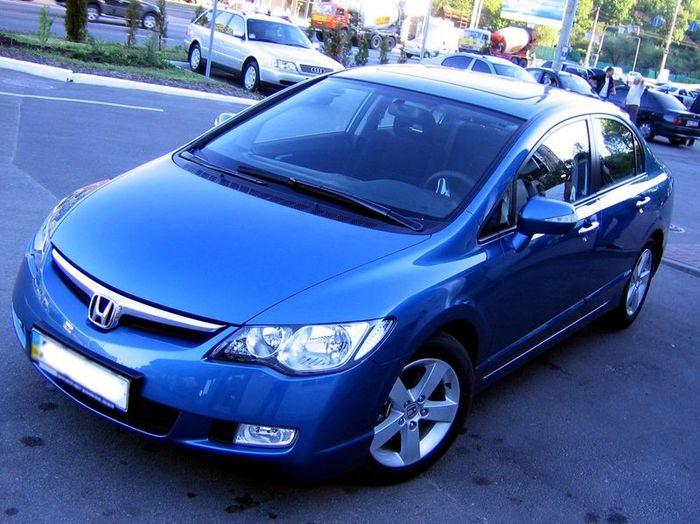История тюнинга одной Honda Civic (21 фото)