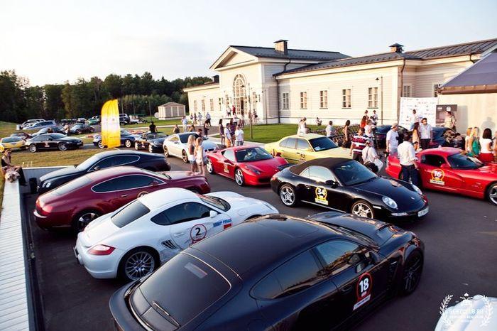 Ралли суперкаров Penny Lane Rally 2011 (78 фото)