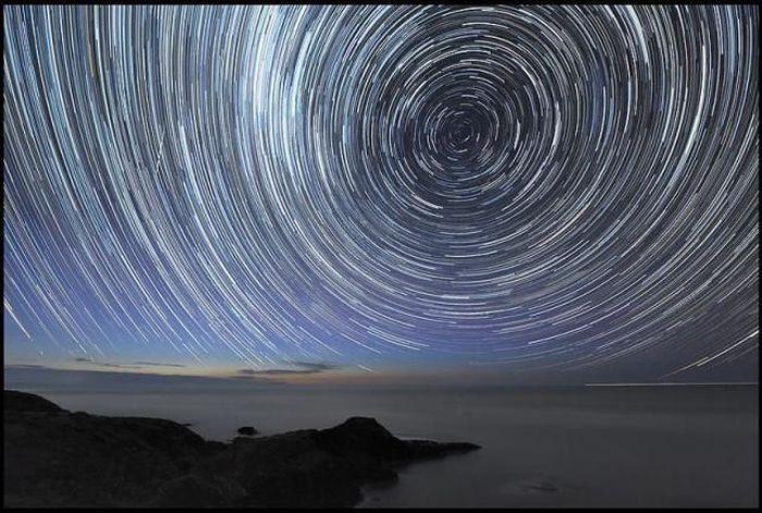 Красивые снимки Млечного Пути (8 Фото)