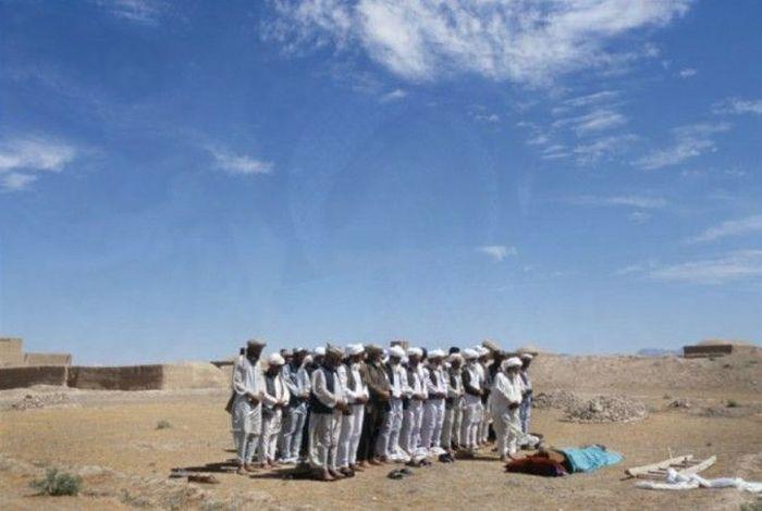 Самосожжение афганских женщин (18 фото)