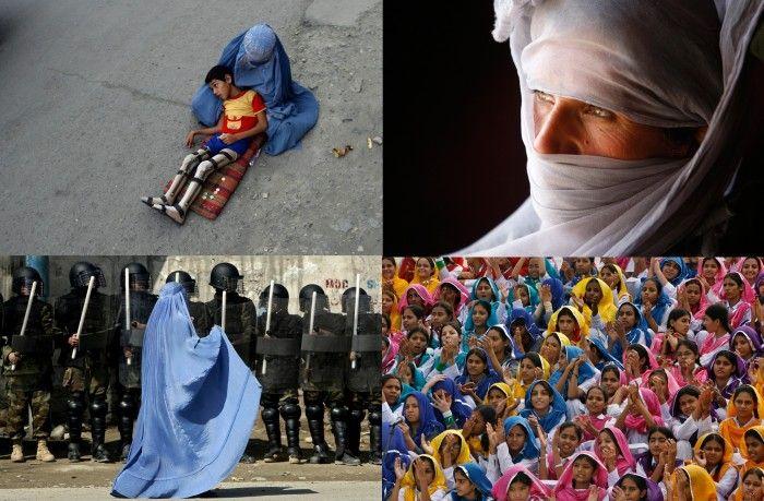 Самые опасные страны мира для женщин (37 фото)