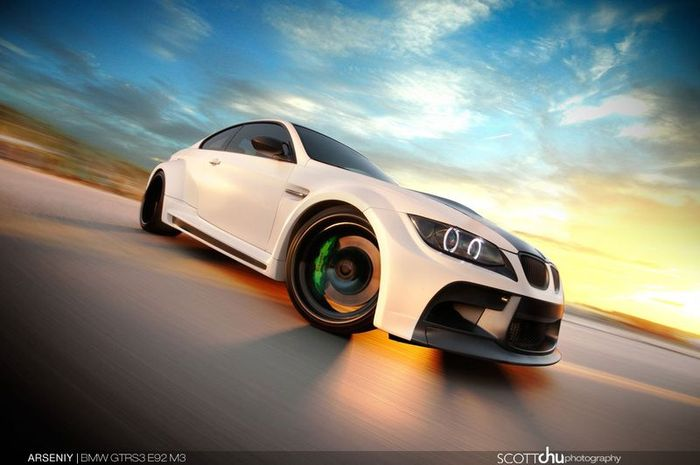 Vorsteiner Arseniy bmw-e92 m3 widebody (5 фото)