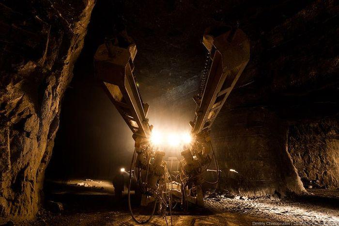 Подземное царство (36 фото + текст)