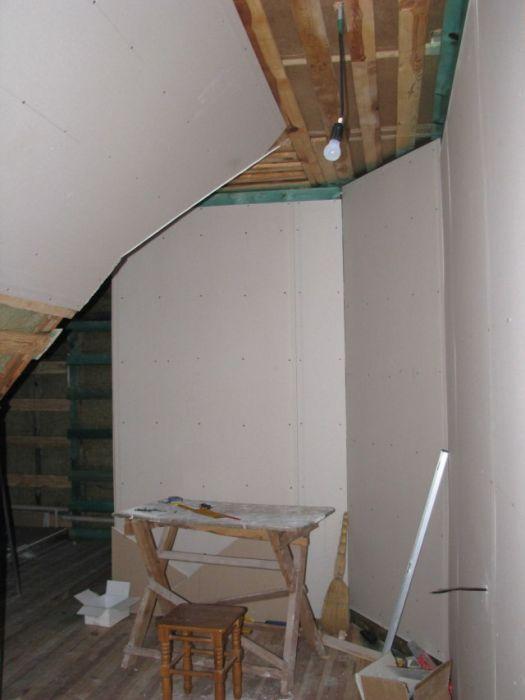 Ремонт второго этажа (32 фото)