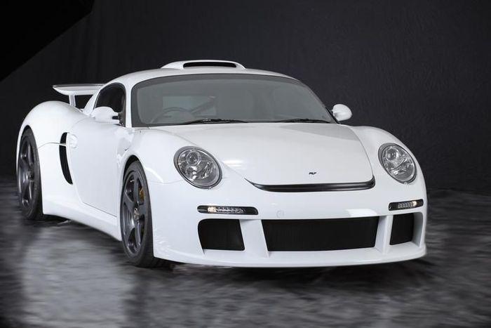 Porsche RUF CTR 3  с мотором в 750 л.с. (15 фото)