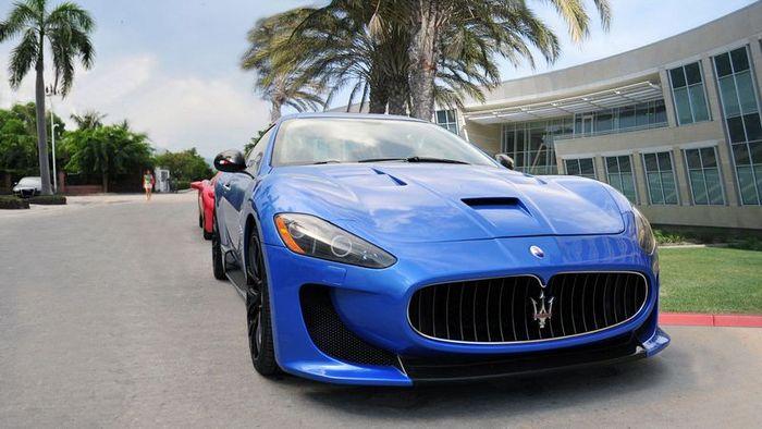 Maserati Gran Turismo от ателье DMC (9 фото)