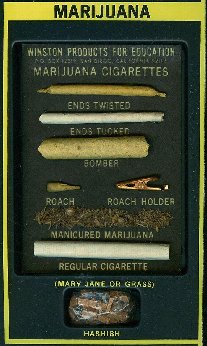 Наркотики 60-х (5 фото)