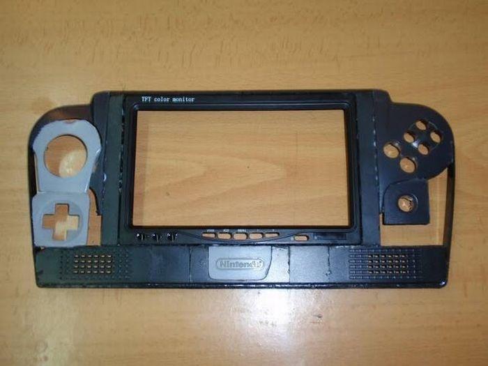 Модернизация старой игровой приставки (75 фото)