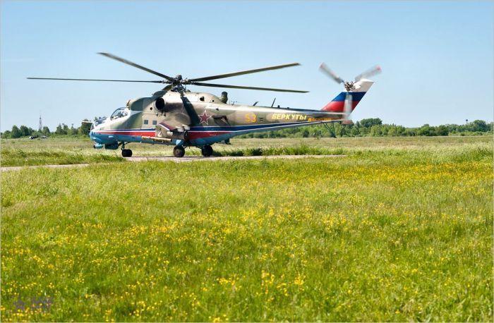 Отечественные вертолеты (86 фото)