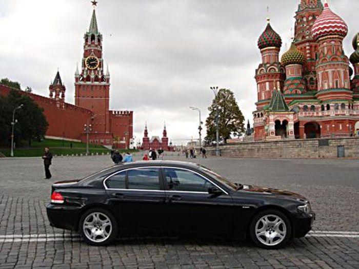 Чиновники закупают 120 автомобилей BMW на 310 млн рублей (текст)