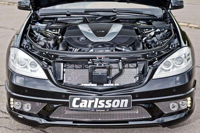 Mercedes-Benz S-Class от ателье Carlsson (15 фото)