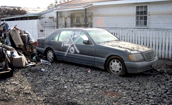 10 способов уничтожить свой автомобиль (текст)