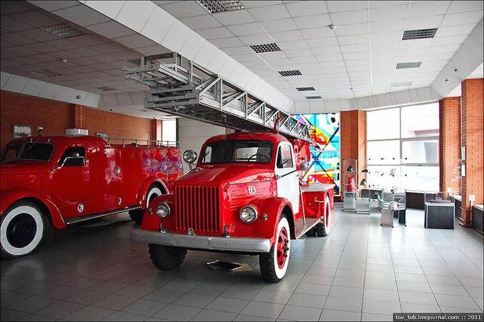 Музей пожарного дела (37 фото)