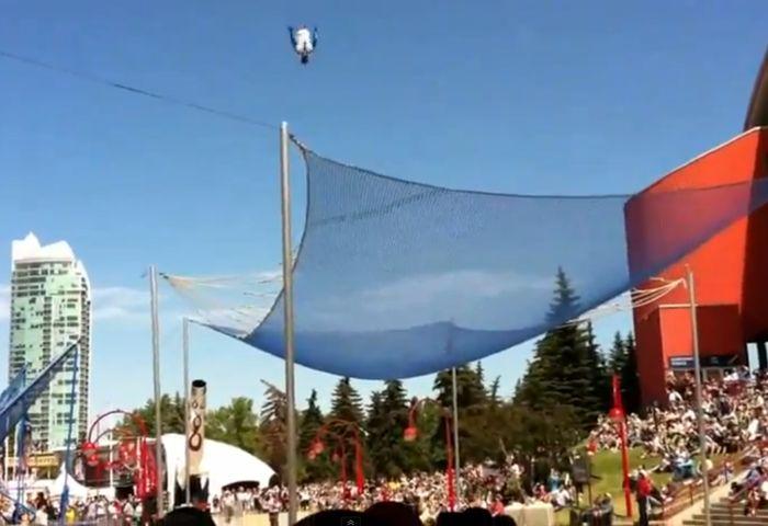 Видео подборка неудач за июль 2011 (видео)
