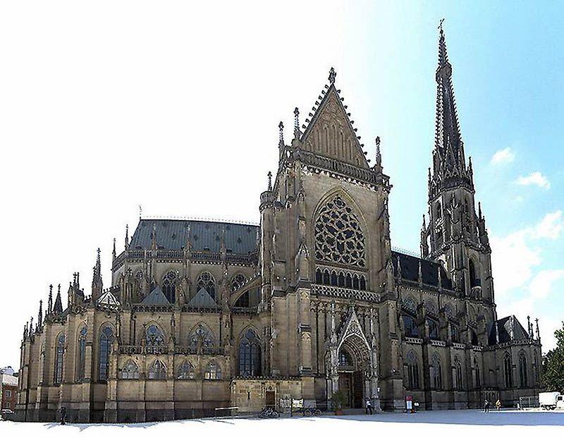 10 самых высоких соборов (11 фото)