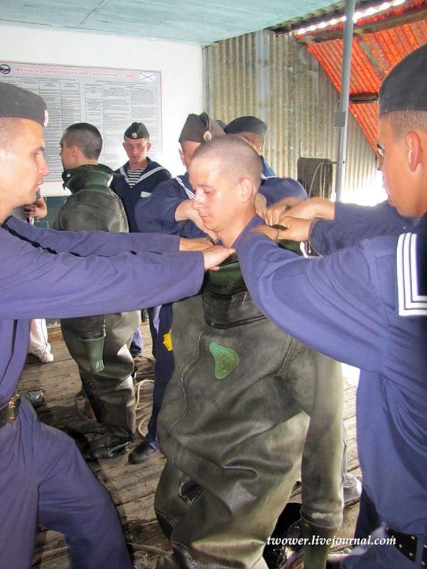 17-я военно-морская школа младших специалистов (52 фото)