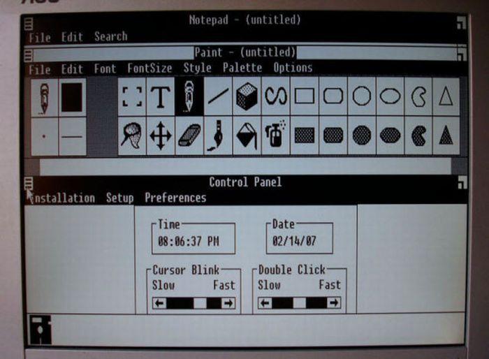 Вчера у MS-DOS был Юбилей (15 фото)