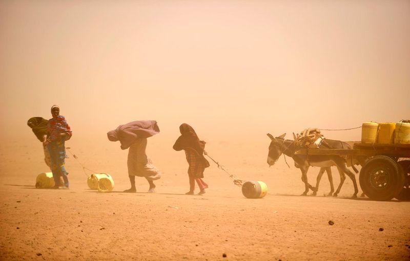 hungymamafrika02 Голод в Восточной Африке