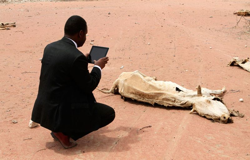 hungymamafrika10 Голод в Восточной Африке