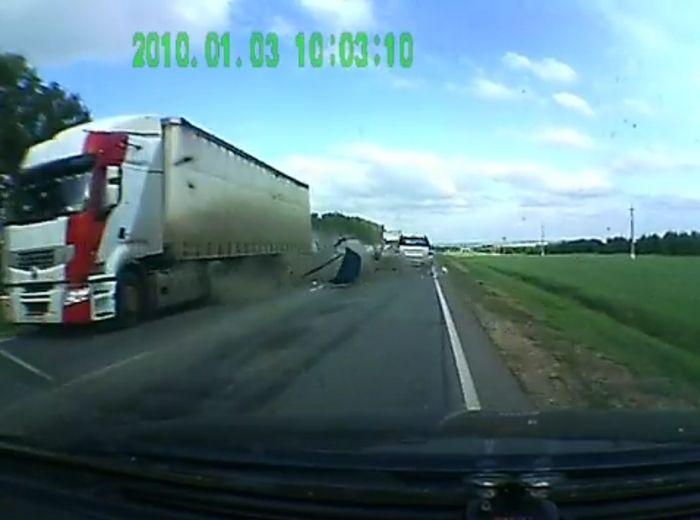 Авария дня часть 625 (фото+видео)