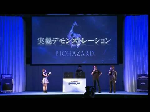 Видео Resident Evil 6 – через метро (видео)