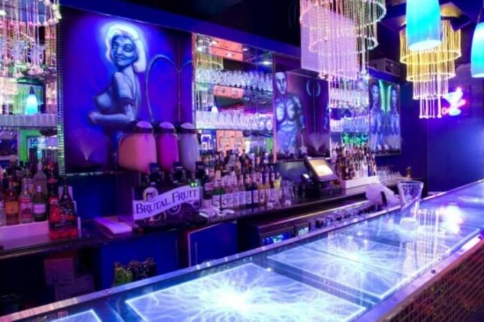 Ночной клуб Avastar (4 фото)
