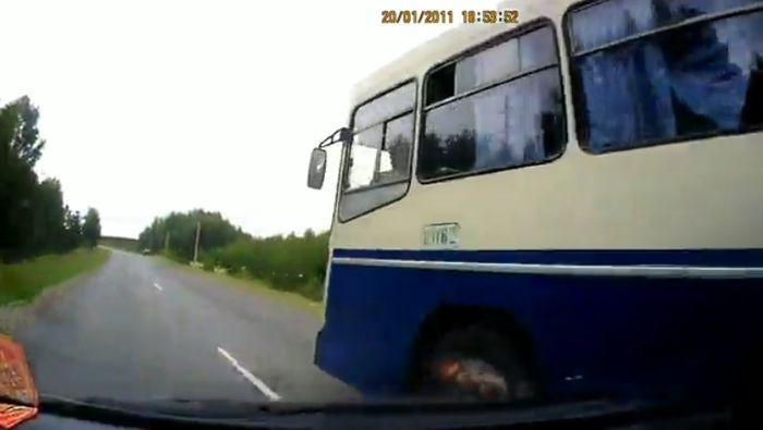 Авария дня часть 628 (3 фото+видео)