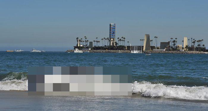 Солнце - море - пляж и ни разу не автомобильный пейзаж (4 фото)