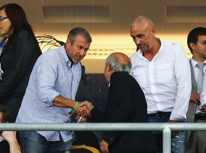 Трибуны ЕВРО-2012 (11 фото)