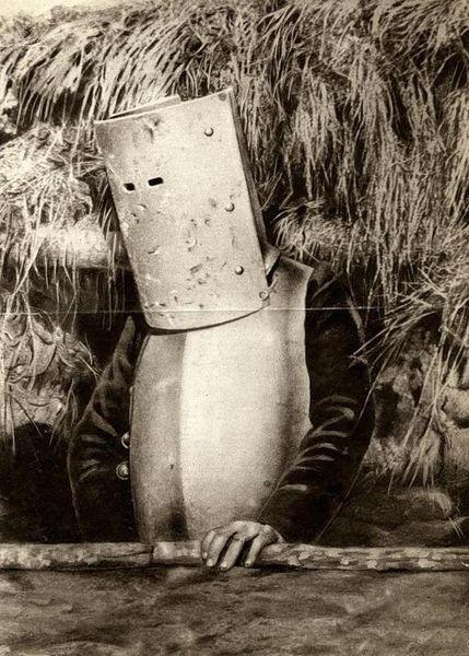 Амуниция Первой Мировой Войны (57 фото)