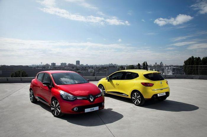 Компания Renault представила новый Clio (63 фото+3 видео)