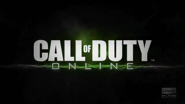 Анонсирован проект Call of Duty Online (видео)