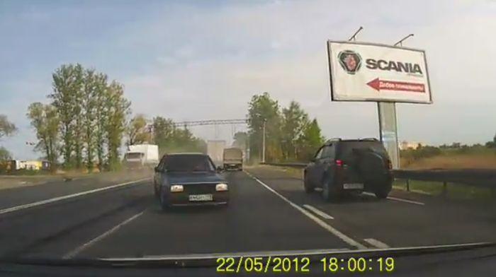 Авария дня часть 632 (фото+видео)