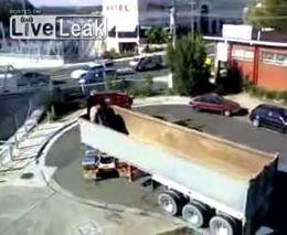 Мастерство вождения грузовика