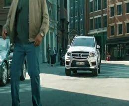 Грамотная презентация Mercedes-Benz GL